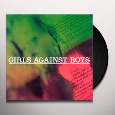 Girls Against Boys BULLETPROOF CUPID Vinyl Record