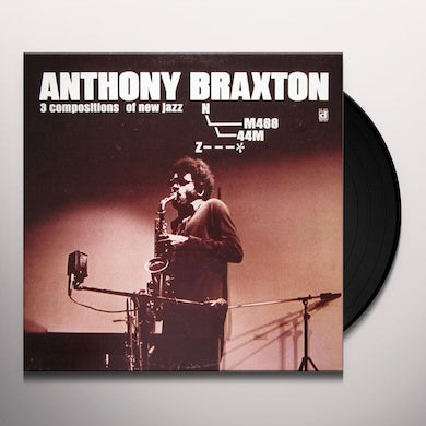 3 COMPOSITIONS OF NEW JAZZ Vinyl Record
