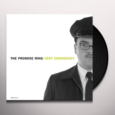 The Promise Ring Very Emergency Vinyl Record