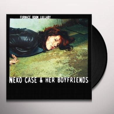 Neko Case FURNACE ROOM LULLABY Vinyl Record