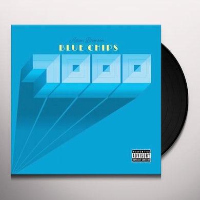 Action Bronson BLUE CHIPS 7000 Vinyl Record
