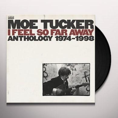 MOE TUCKER ANTHOLOGY Vinyl Record