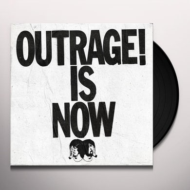 Death From Above OUTRAGE IS NOW Vinyl Record