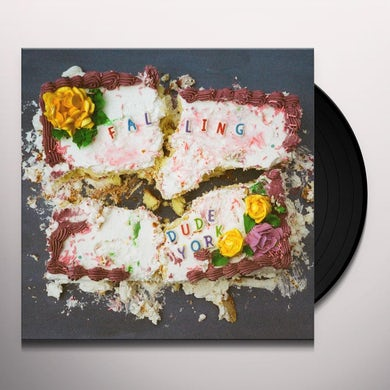 Dude York FALLING Vinyl Record