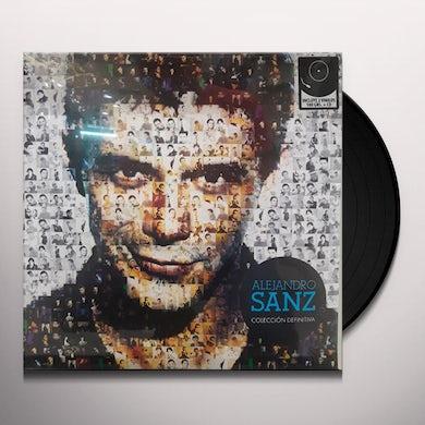 Alejandro Sanz COLECCION DEFINITIVA Vinyl Record