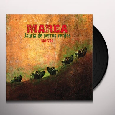 MAREA JAURIA DE PERROS VERDES Vinyl Record