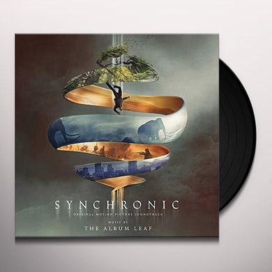 SYNCHRONIC (Original Motion Picture Soundtrack) (2 LP) Vinyl Record