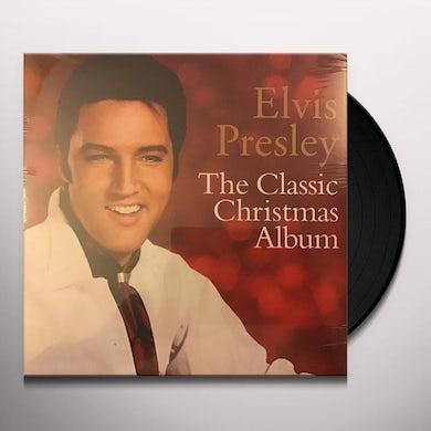 Elvis Presley The Classic Christmas Album Vinyl Record