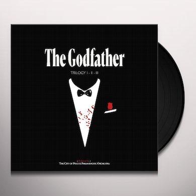 GODFATHER TRILOGY I - II - III Vinyl Record