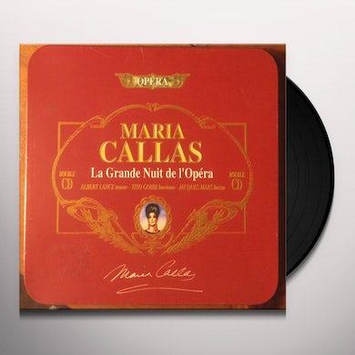 LA GRANDE NUIT DE L'OPERA Vinyl Record