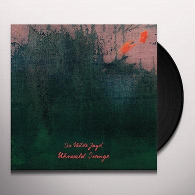DIE WILDE JAGD UHRWALD ORANGE Vinyl Record