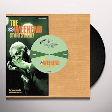 Weekend Starts Here / Various Vinyl Record