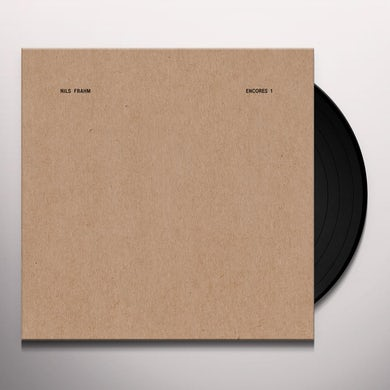 Nils Frahm ENCORES 2 Vinyl Record