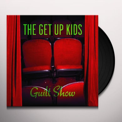 The Get Up Kids GUILT SHOW Vinyl Record