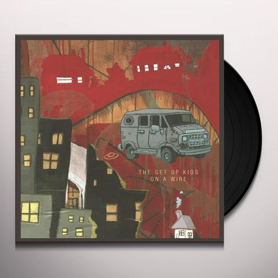 The Get Up Kids ON A WIRE Vinyl Record