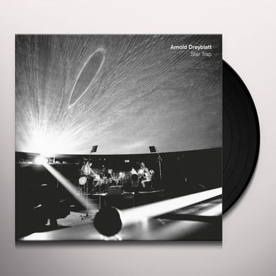 Arnold Dreyblatt STAR TRAP Vinyl Record