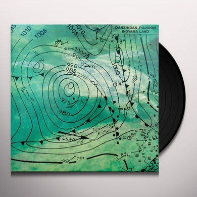 Inoyamaland DANZINDAN POJIDON Vinyl Record