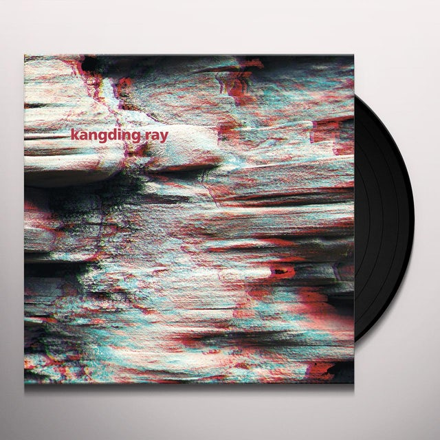 Kangding Ray AZORES Vinyl Record
