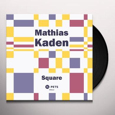 Mathias Kaden SQUARE Vinyl Record