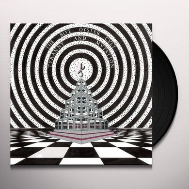Blue Oyster Cult TYRANNY & MUTATION Vinyl Record