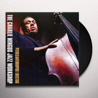 Charlie Mingus PITHECANTHROPUS ERECTUS Vinyl Record