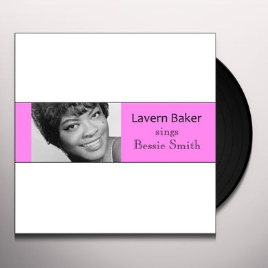 Lavern Baker SINGS BESSIE SMITH Vinyl Record