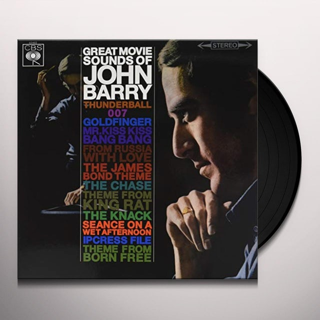 Great Movie Sounds Of John Barry / O.S.T.