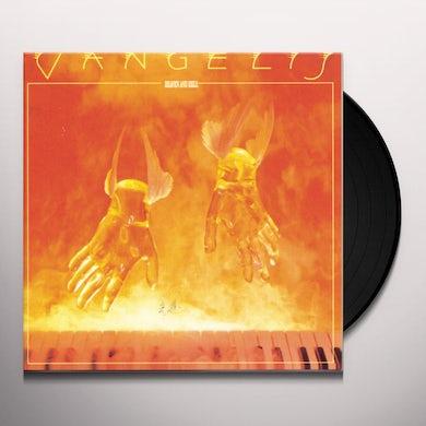 Vangelis HEAVEN & HELL Vinyl Record