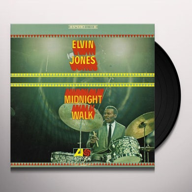 MIDNIGHT WALK Vinyl Record