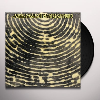 Andre Galluzzi ALCATRAZ REMIXES Vinyl Record