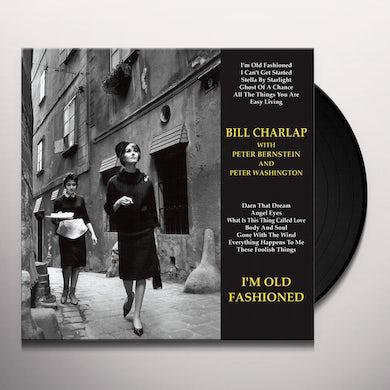 Bill Trio Charlap I'M OLD FASHIONED Vinyl Record