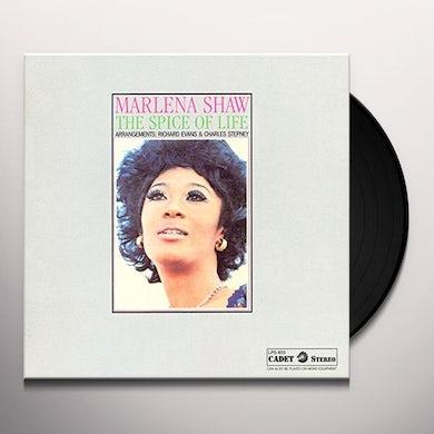 Marlena Shaw SPICE OF LIFE Vinyl Record