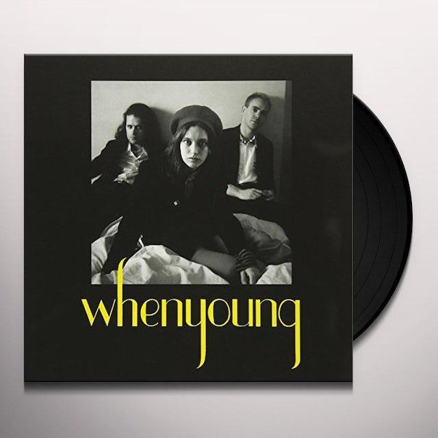 Whenyoung PRETTY PURE Vinyl Record