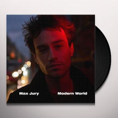 Max Jury MODERN WORLD Vinyl Record