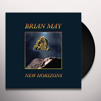 Brian May NEW HORIZONS (ULTIMA THULE EXTENDED MIX) Vinyl Record