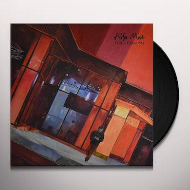 Alfa Mist STRUCTURALISM Vinyl Record
