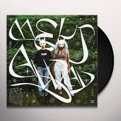 Jadu Heart MELT AWAY Vinyl Record