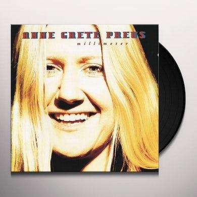 Anne Grete Preus MILLIMETER Vinyl Record
