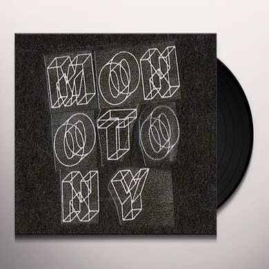 MONOTONY EP Vinyl Record