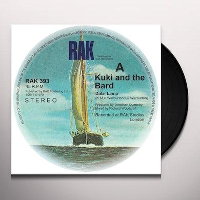 KUKI & THE BARD DALAI LAMA / JOURNEY Vinyl Record