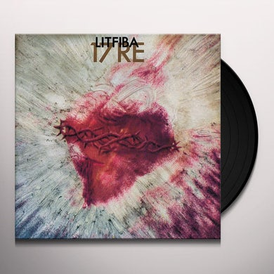 Litfiba 17 RE Vinyl Record