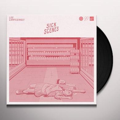 Los Campesinos SICK SCENES Vinyl Record