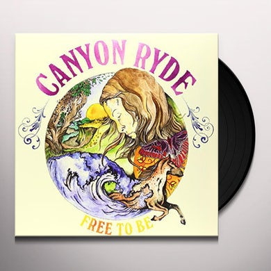 Canyon Ryde FREE TO BE Vinyl Record