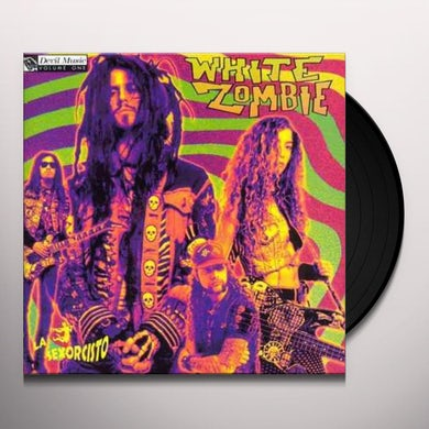 White Zombie LA SEXORCISTO: DEVIL MUSIC Vinyl Record