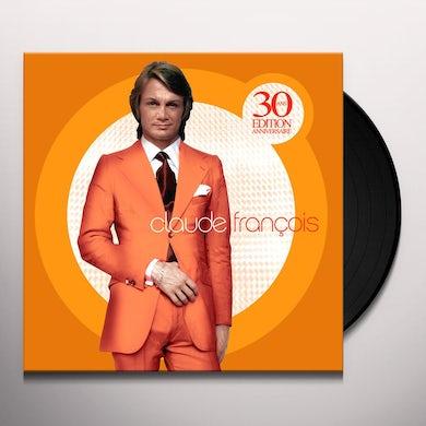 Claude François BEST OF Vinyl Record