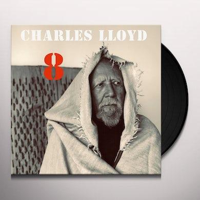 Charles Lloyd 8: KINDRED SPIRITS (LIVE FROM THE LOBERO) Vinyl Record