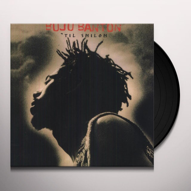 Buju Banton TIL SHILOH Vinyl Record