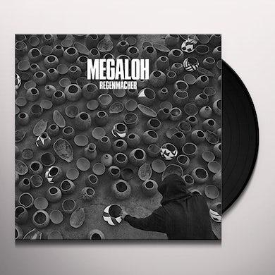 Megaloh REGENMACHER Vinyl Record