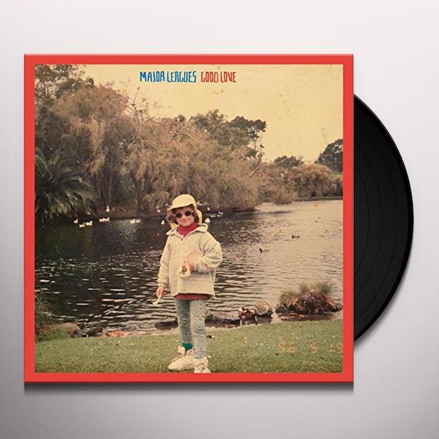 Major Leagues GOOD LOVE Vinyl Record