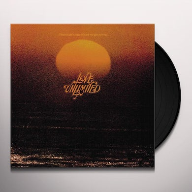From A Girls Point Of View We Give To You: Love Unlimited Vinyl Record